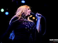 Sweden rock band Blues Pills performs live in Milano, Italy