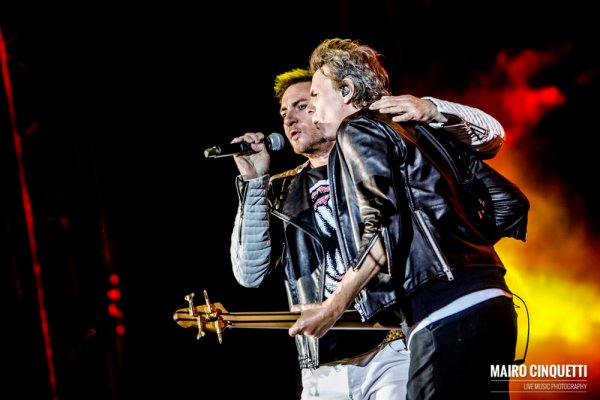 Duran Duran performs live in Milano, Italy