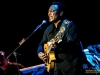 George Benson performs live at Teatro degli Arcimboldi in Milano, Italy, on July 12 2015