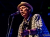 John Hiatt performs live at Carroponte in Milano, Italy, on July 8 2015