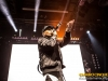 Kid Ink on stage during his concert at Alcatraz in Milano