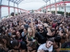 LITFIBA performs live at Carroponte in Milano, Italy, on July 17 2015