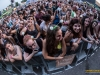 Nesli performs live at Postepay Summer Arena in Milano, Italy, on July 16 2015