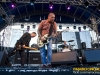 Lars Friederiksen and the old firm casual performs live in Milano at Carroponte