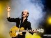 Pooh performs live at Stadio San Siro in Milano, Italy