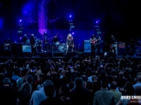 Robert Plant performs live in Milano, Italy