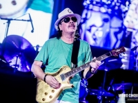 Santana performs live in Italy