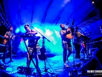 The Strumbellas performs live in Italy