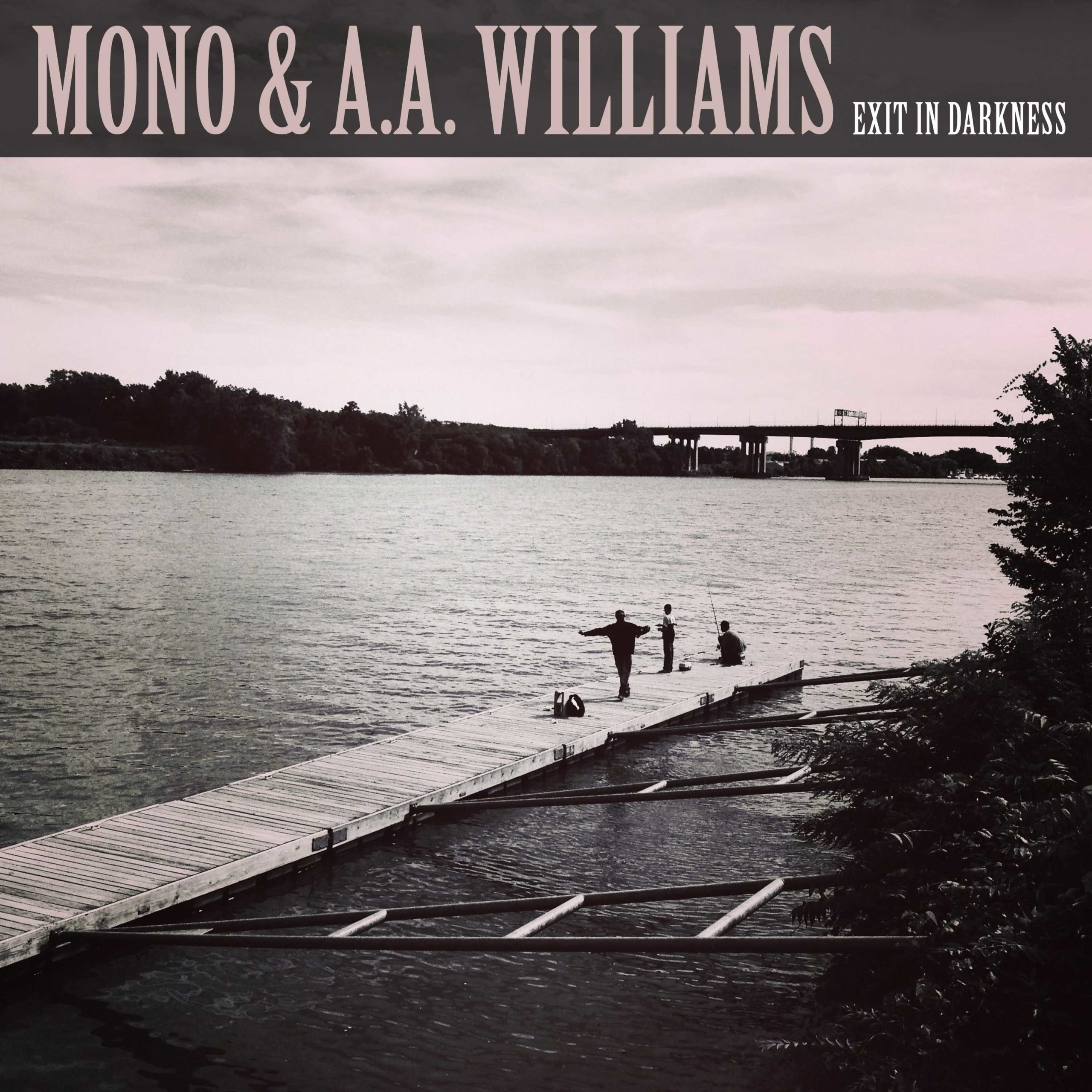 Mono & A.A. Williams – Exit In Darkness