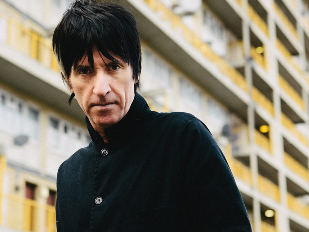 "JOHNNY MARR: il nuovo singolo ""The Bright Parade"""
