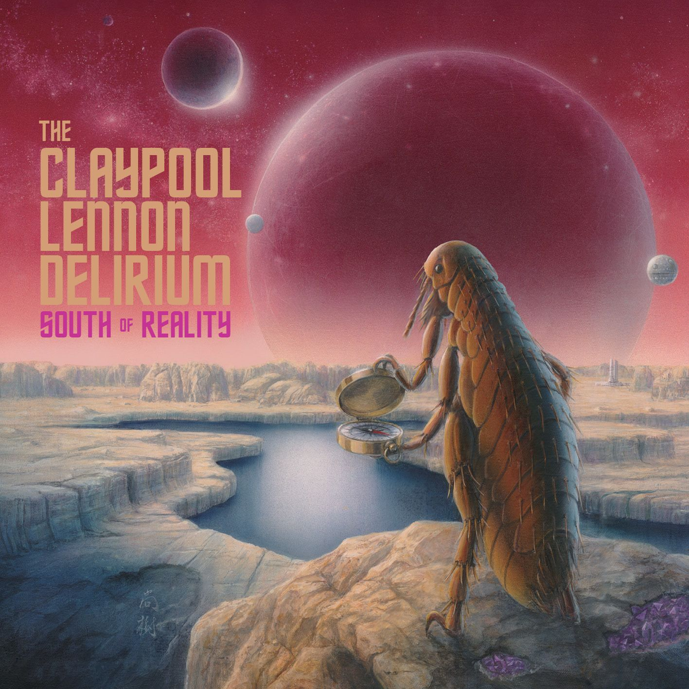 The Claypool Lennon Delirium – South Of Reality