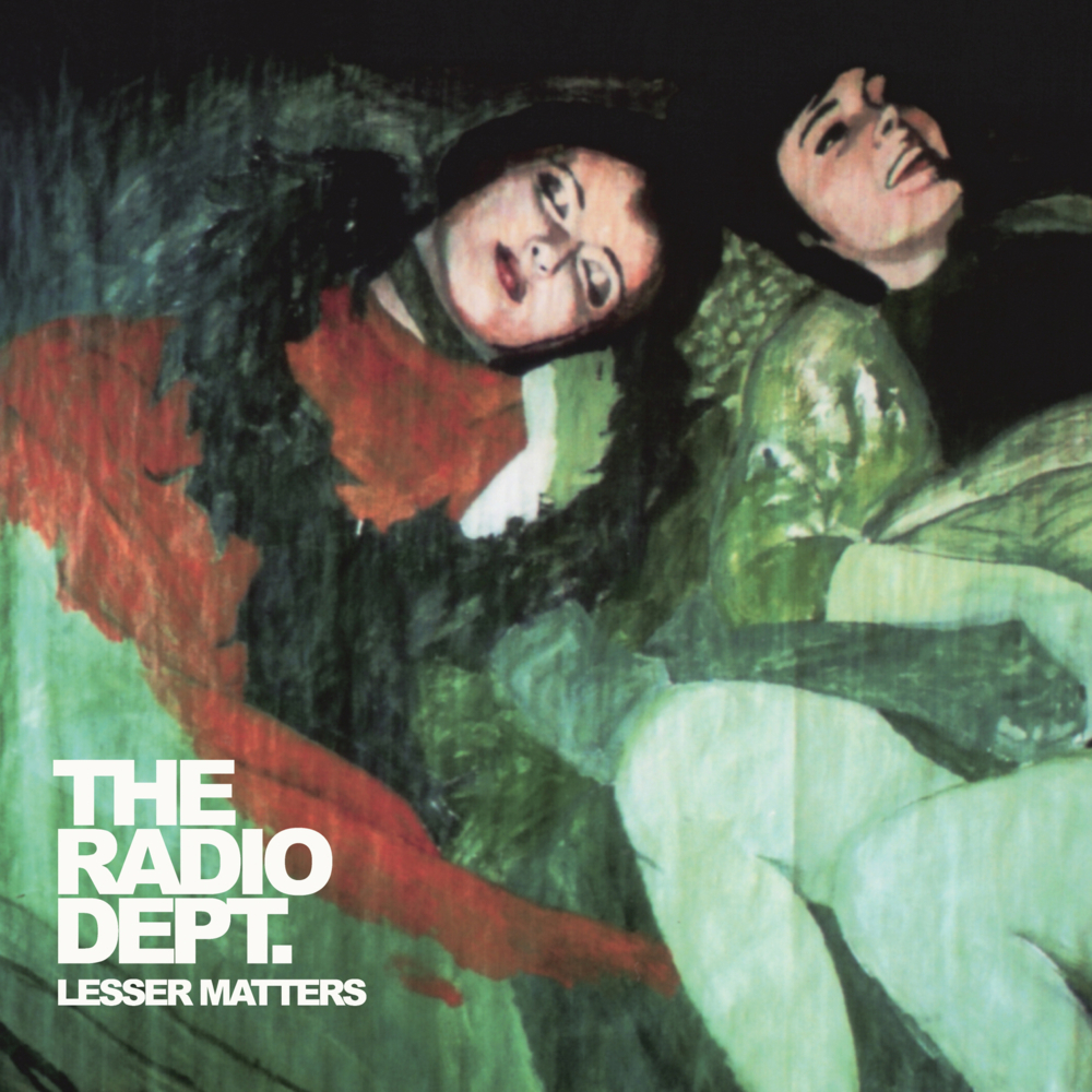 Back In Time: THE RADIO DEPT – Lesser Matters (2003)