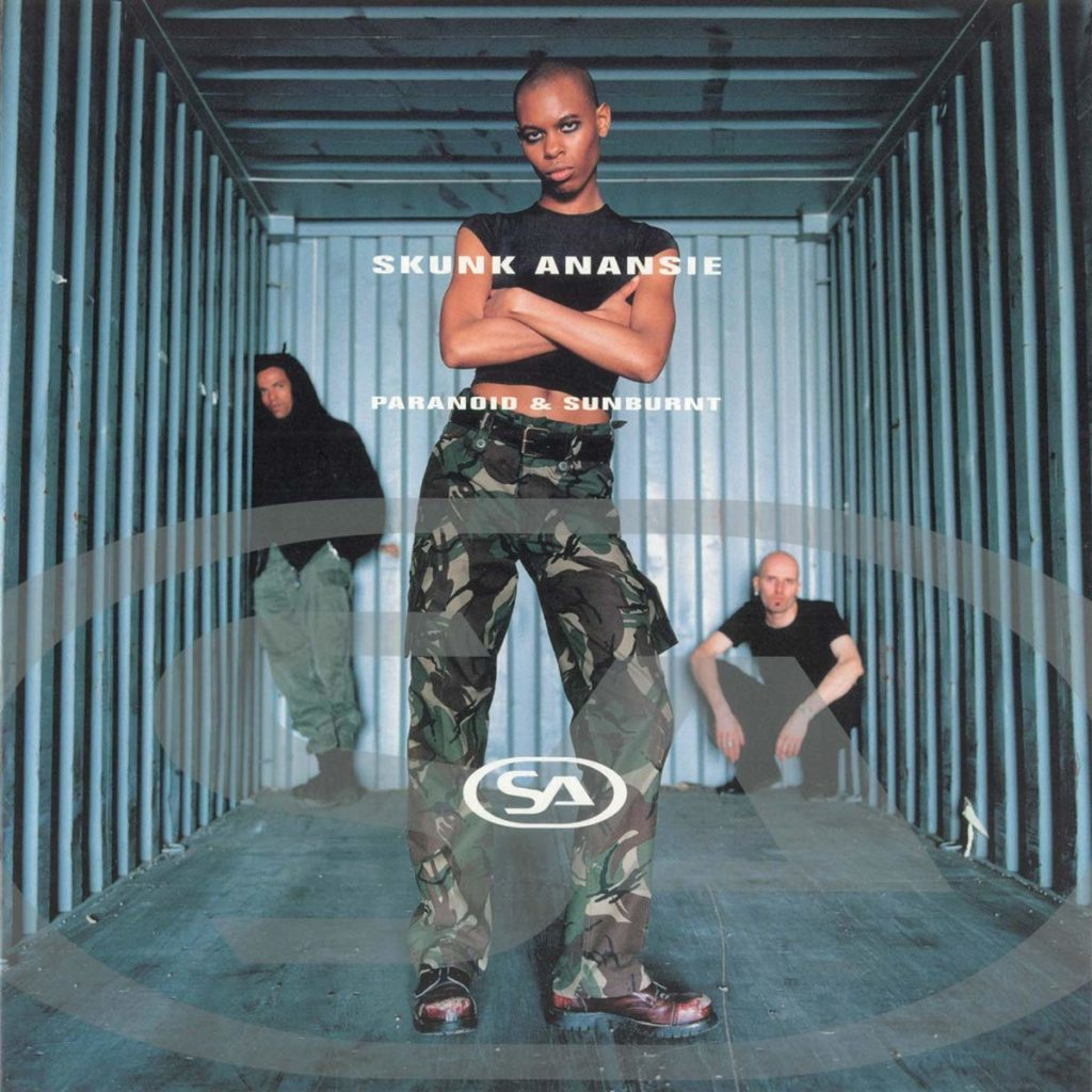 Back In Time: SKUNK ANANSIE – Paranoid And Sunburnt (1995)