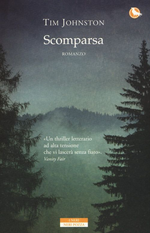 Scomparsa, di Tim Johnston