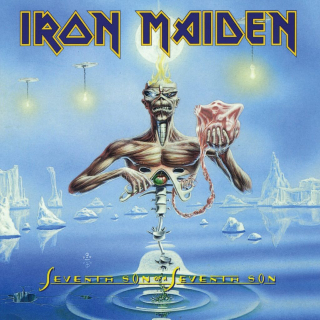 Back In Time: IRON MAIDEN – Seventh Son Of A Seventh Son (1988)