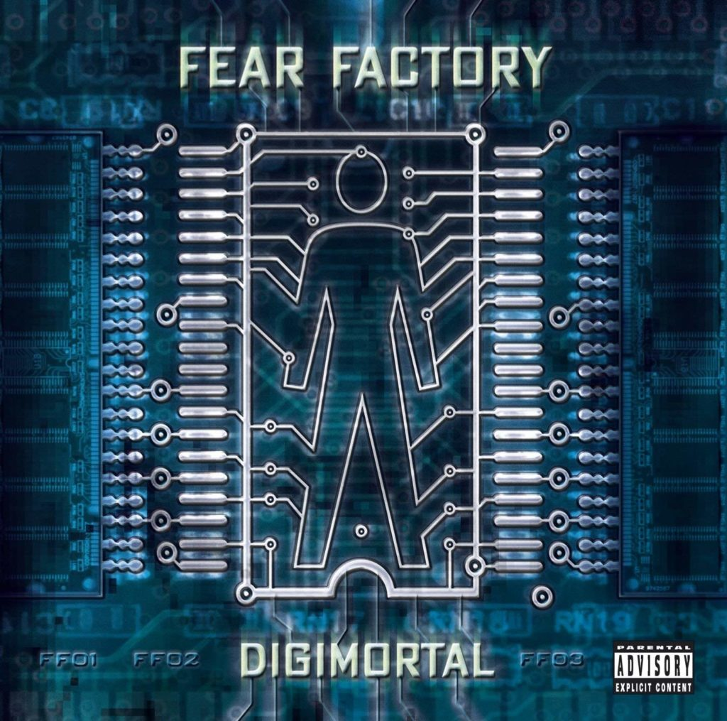 Back In Time: FEAR FACTORY – Digimortal (2001)