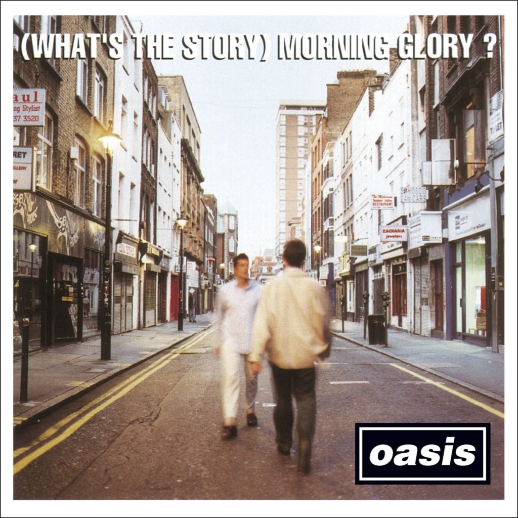 Back In Time: OASIS – (What's the Story) Morning Glory? (1995)