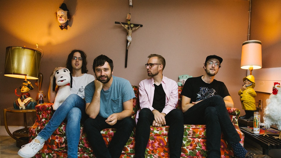 CLOUD NOTHINGS: due date in Italia a luglio