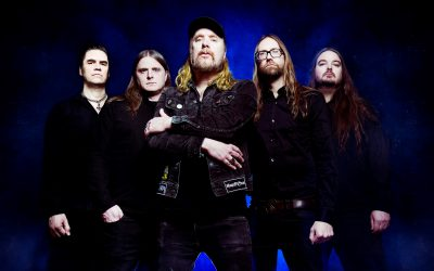 "AT THE GATES: il nuovo singolo ""Spectre Of Extinction"""