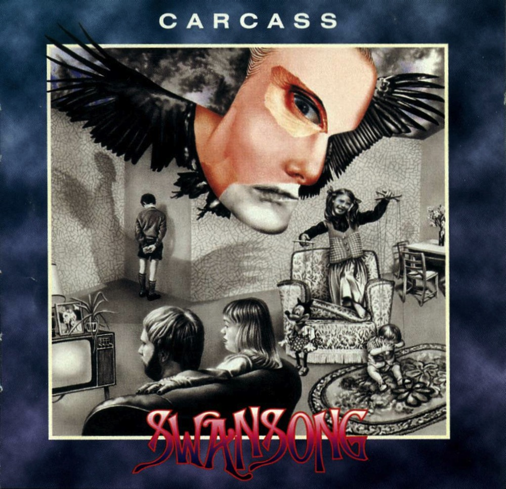 Back In Time: CARCASS – Swansong (1996)