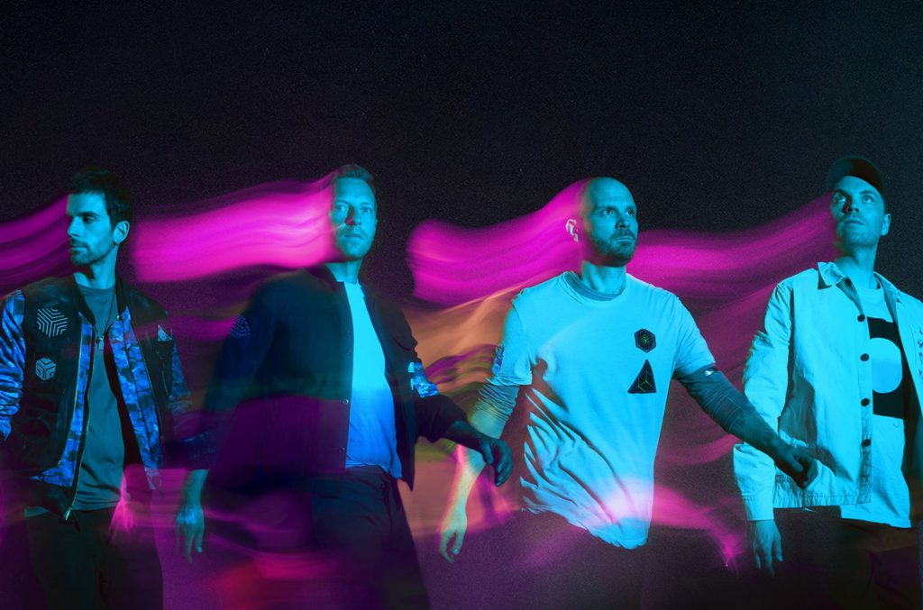 """COLDPLAY: ad ottobre il nuovo album """"Music Of The Spheres"""""""