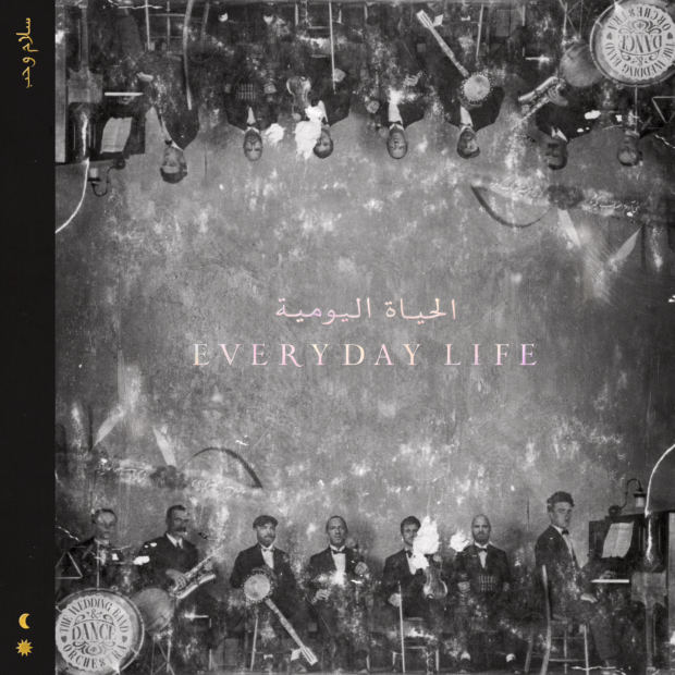 Coldplay – Everyday Life