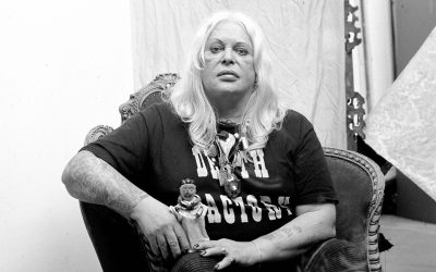 È morto GENESIS P-ORRIDGE
