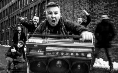 "DROPKICK MURPHYS: ad aprile il nuovo album ""Turn Up That Dial"""