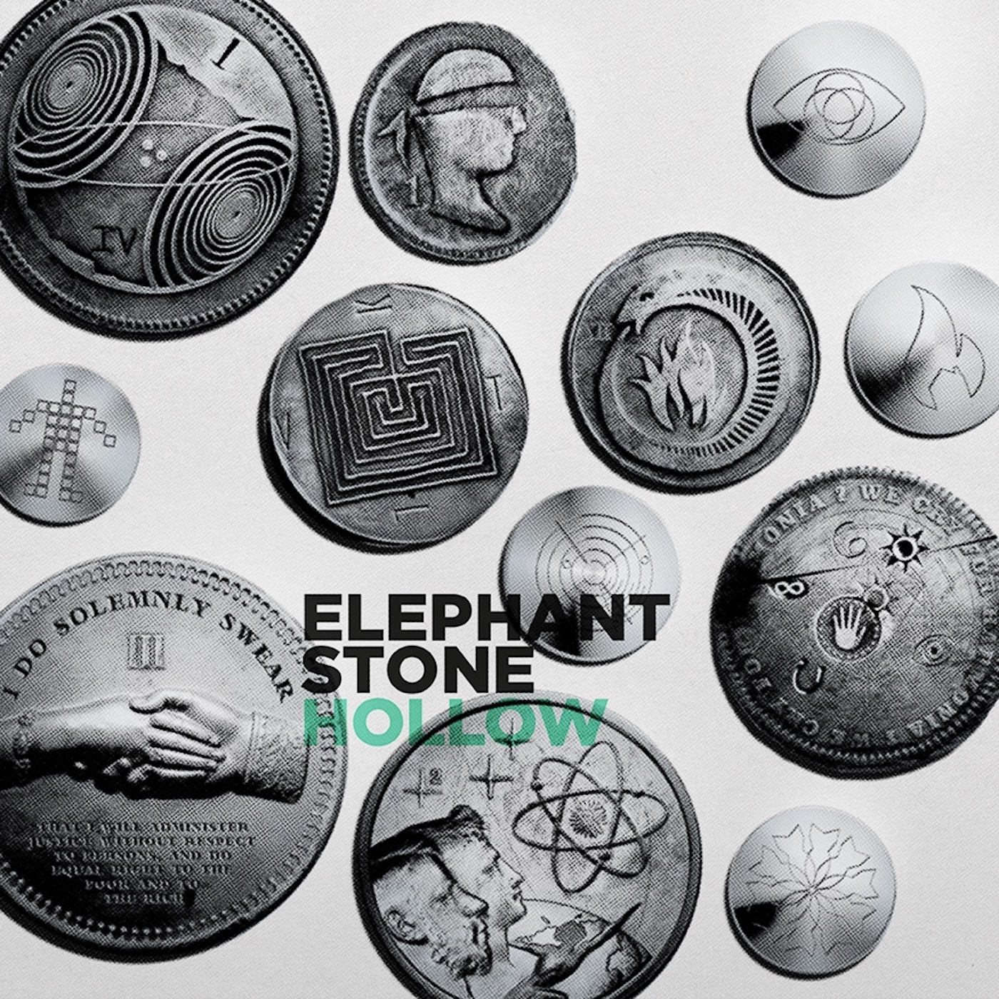 Elephant Stone – Hollow