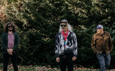 "DINOSAUR JR.: ad aprile il nuovo album ""Sweep It Into Space"""