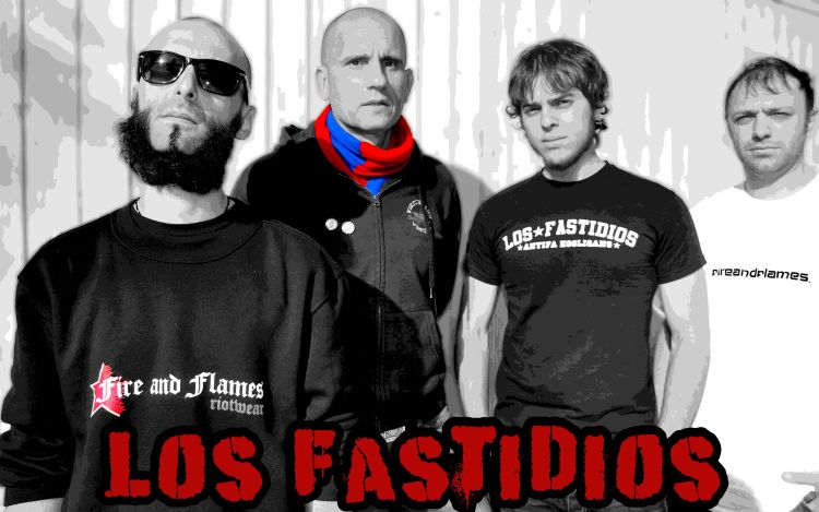 Los Fastidios Let's do it - Photo Promo
