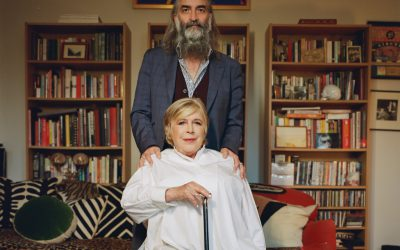 "MARIANNE FAITHFULL e WARREN ELLIS: lo streaming del nuovo singolo ""She Walks In Beauty"""