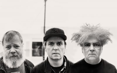 "MELVINS: il nuovo singolo ""The Great Good Place"""