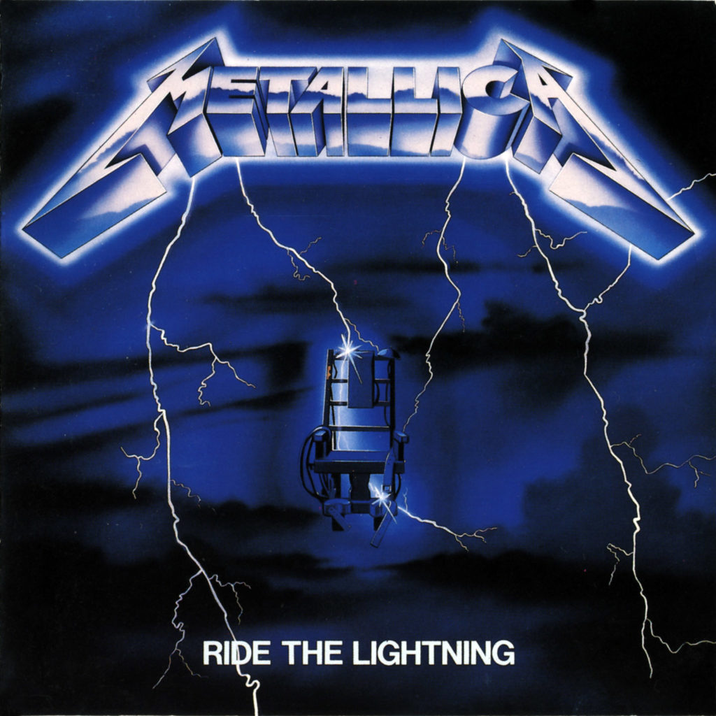 Back In Time: METALLICA – Ride The Lightning (1984)