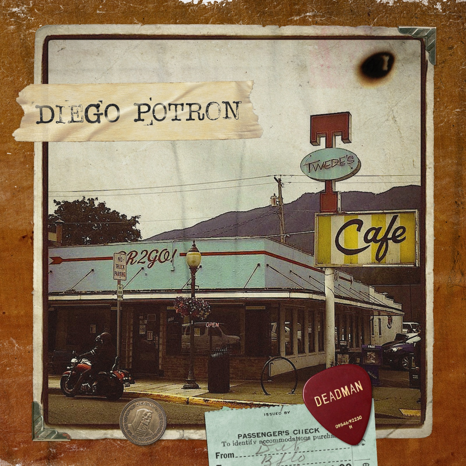 Diego Potron – Ready To Go
