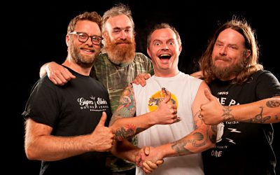 RED FANG: una data in Italia ad agosto