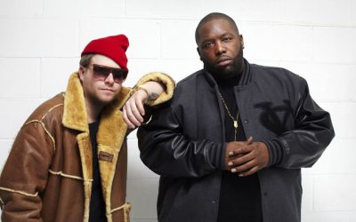 "RUN THE JEWELS: il nuovo singolo ""The Yankee And The Brave"""