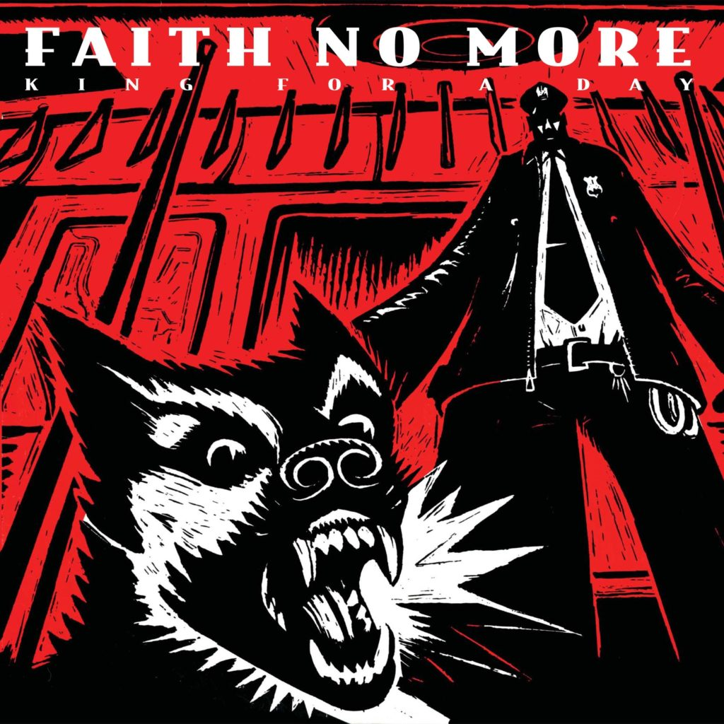Back In Time: FAITH NO MORE – King For A Day…Fool For A Lifetime (1995)