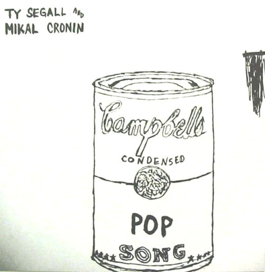 Ty Segall & Mikal Cronin – Pop Song Ep