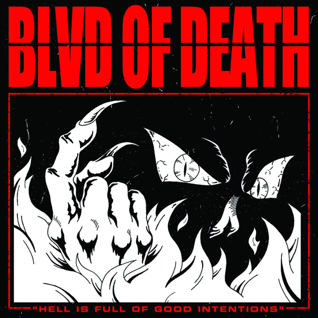 Intervista ai BLVD OF DEATH