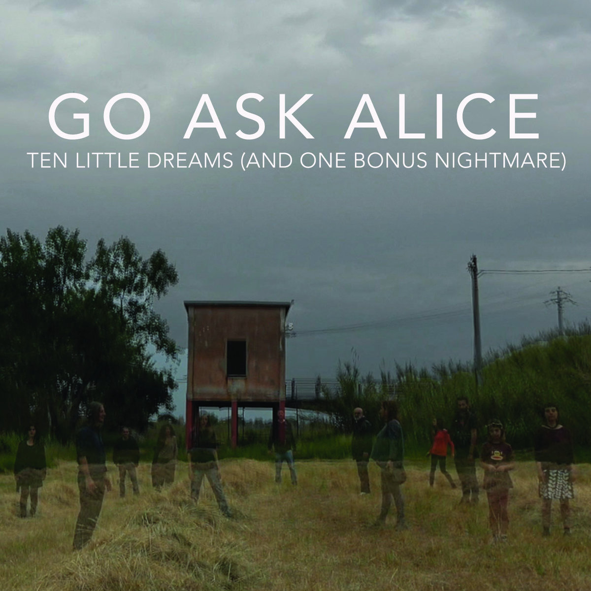 Go Ask Alice – Ten Little Dreams (and one bonus nightmare)