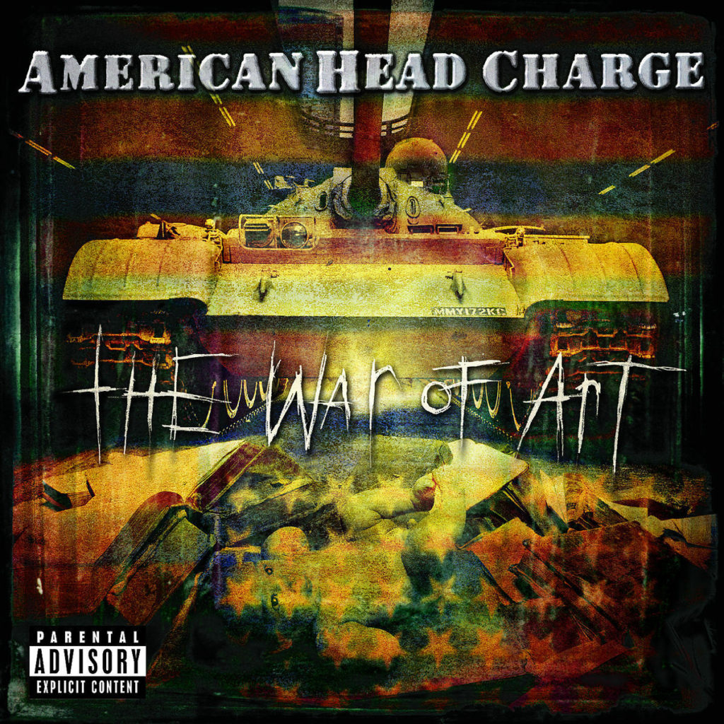 Back In Time: AMERICAN HEAD CHARGE – The War Of Art (2001)
