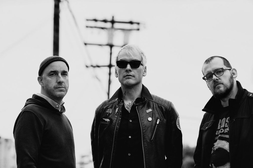 """ALKALINE TRIO: lo streaming del nuovo singolo """"Is This Thing Cursed?"""""""