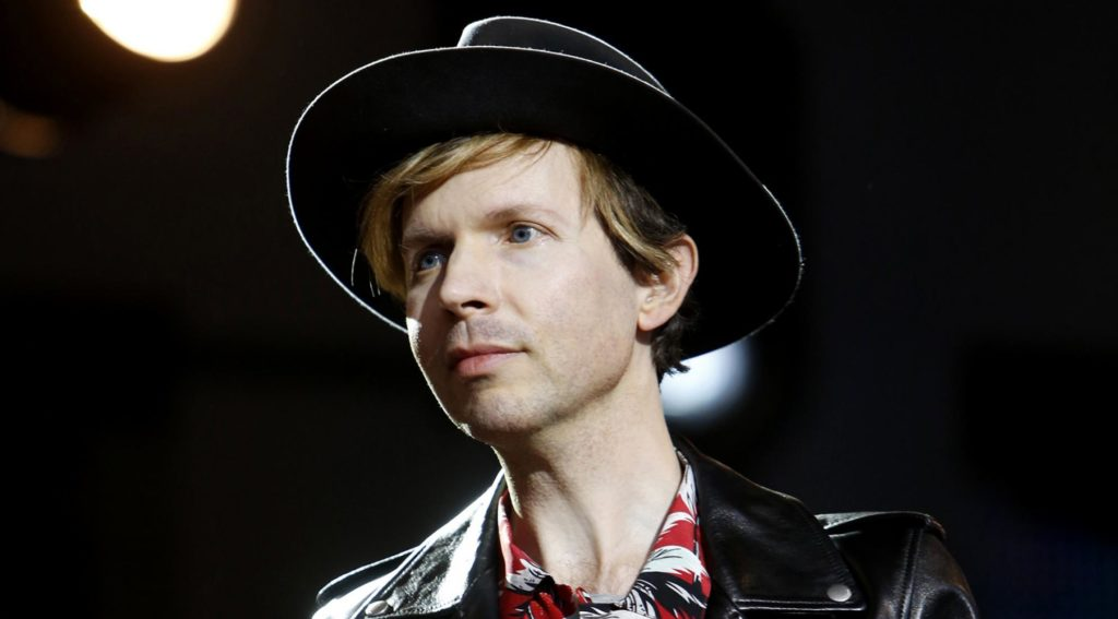 """BECK: il nuovo singolo """"Saw Lightning"""""""