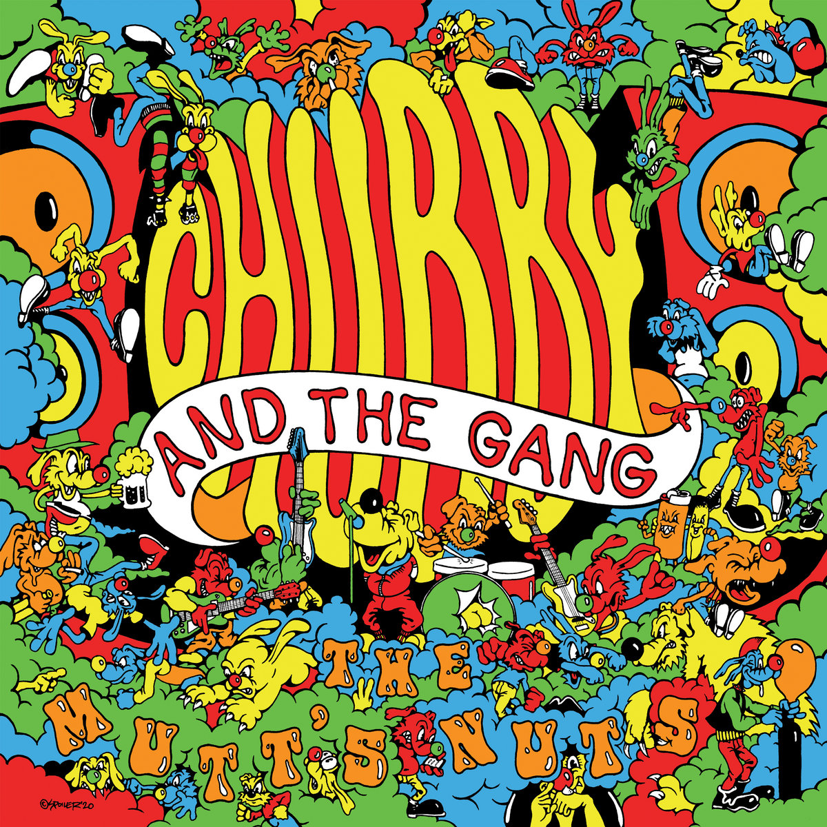 Chubby And The Gang – The Mutt's Nuts