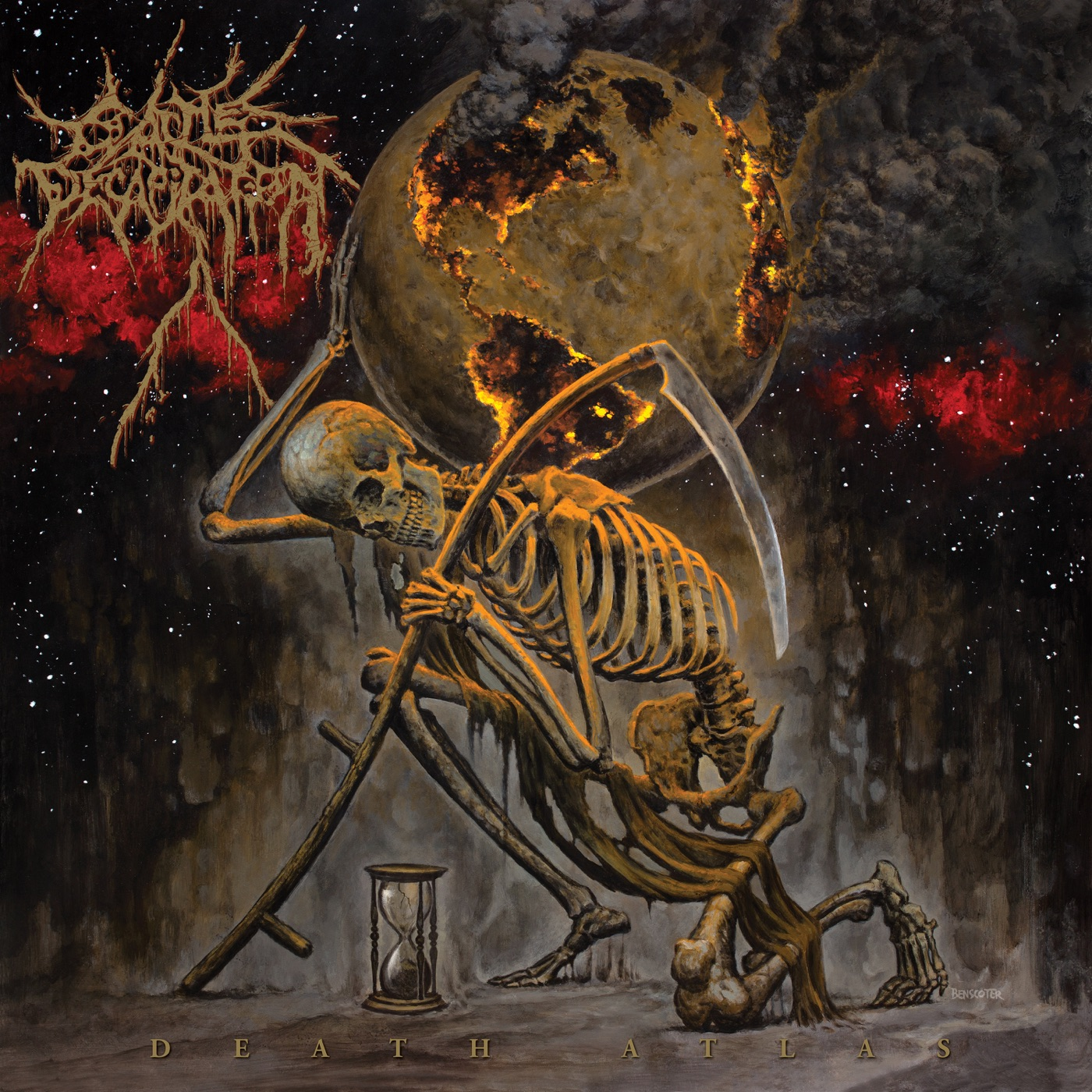Cattle Decapitation – Death Atlas