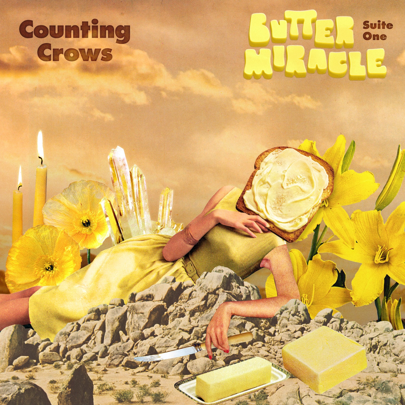 Counting Crows – Butter Miracle, Suite One