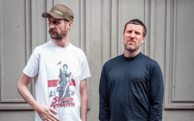 "SLEAFORD MODS: a maggio la raccolta ""All That Glue"""