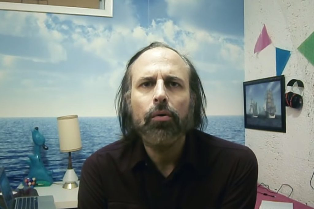È morto DAVID BERMAN (Silver Jews, Purple Mountain)