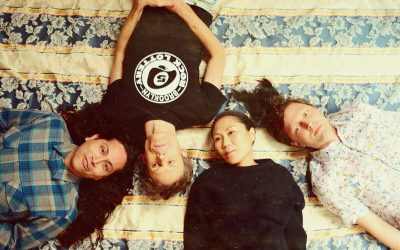"DEERHOOF: a maggio il nuovo album ""Future Teenage Cave Artists"""